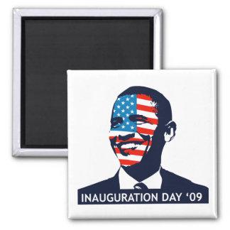 Obama Inauguration Day Magnet