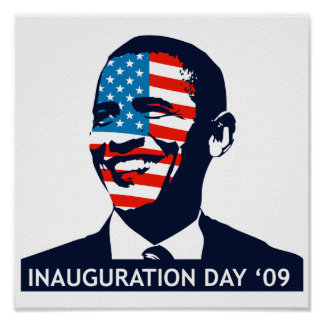 Obama Inauguration Day Poster