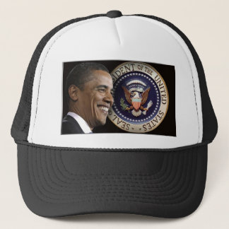 Obama Inauguration Day Trucker Hat