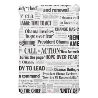 Obama Inauguration iPad Case
