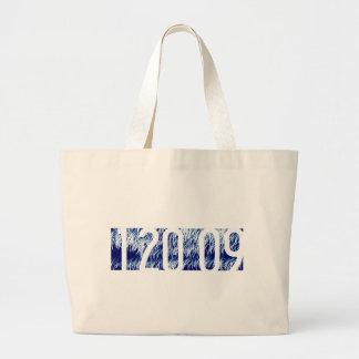 Obama Inauguration Jumbo Tote Bag