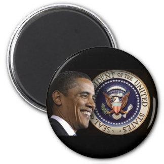 Obama Inauguration Keepsake Fridge Magnet