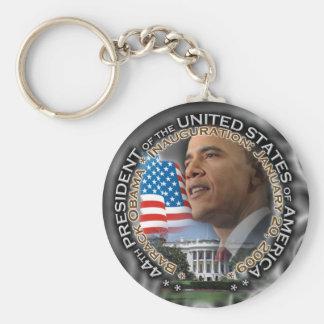 Obama - Inauguration Key Chain