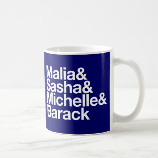Obama Inauguration & More Classic White Coffee Mug