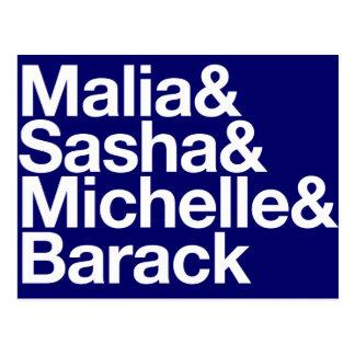 Obama Inauguration & More Postcard