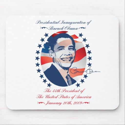 Obama Inauguration Mouse Pad
