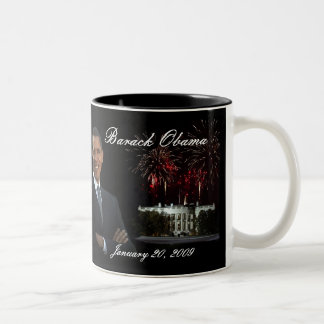 Obama Inauguration Night Celebration Mug