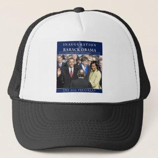 Obama Inauguration Photo Trucker Hat