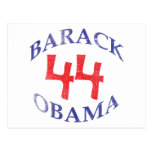 Obama inauguration post cards