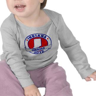 Obama - Indiana Camisetas