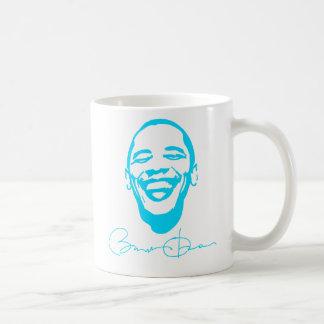 Obama Infectious Smile Signature Mug