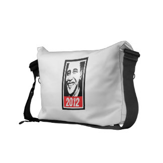 OBAMA INK ART 2012 -.png Commuter Bags