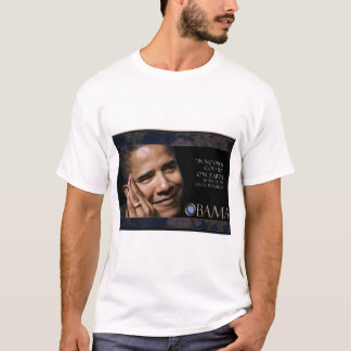 Obama Inspirational Quote T-Shirt