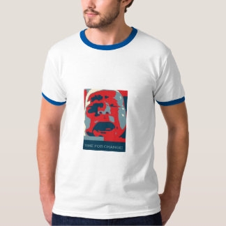 Obama Inspired Crying Baby Time for Change T-Shirt