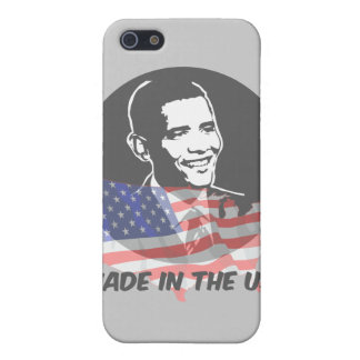 Obama iPhone 5 Carcasa