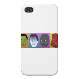 OBAMA iPhone 4 COVERS