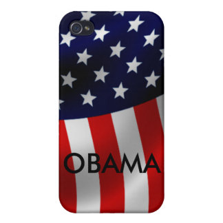 Obama Cover For iPhone 4