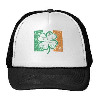 obama irish trucker hat