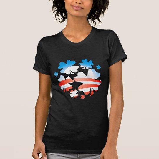 Obama Irish Shamrocks T-Shirt
