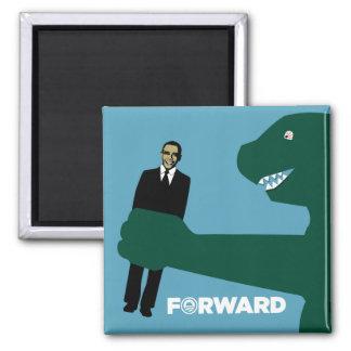 Obama irónico delantero - imán japonés del monstru