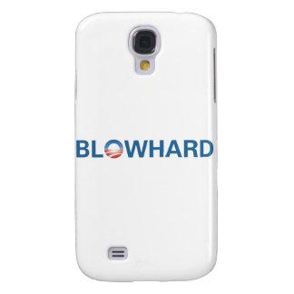 Obama is a Blowhard Samsung Galaxy S4 Case