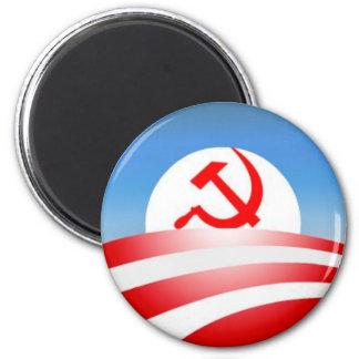 Obama is a communist refrigerator magnet