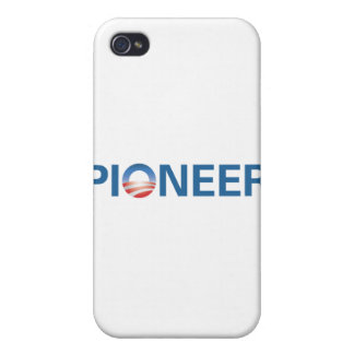 Obama is a Pioneer Cases For iPhone 4