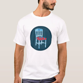 Obama is an Empty Chair tee