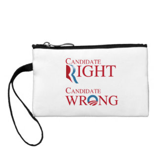 OBAMA IS CANDIDATE WRONG COIN PURSE