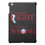 OBAMA IS CANDIDATE WRONG COVER FOR THE iPad MINI