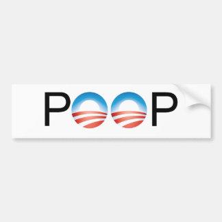 Obama is crap bumper sticker
