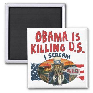 Obama is Killing U S Magnet