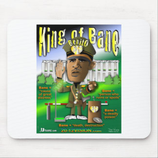 Obama is King of Bane Mouse Pad