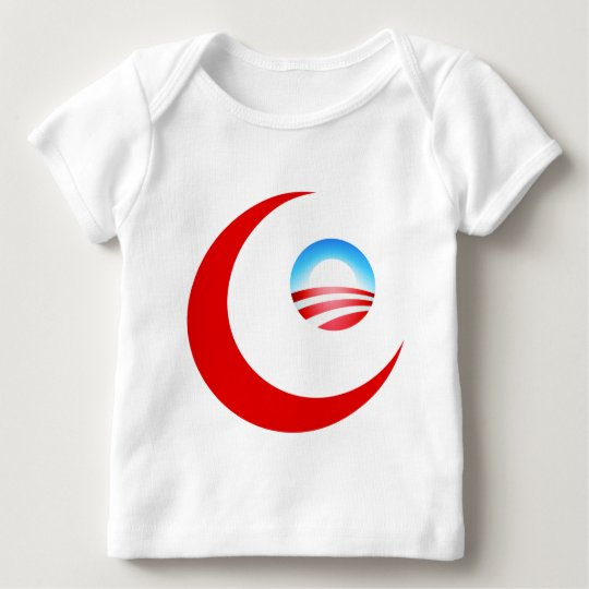 Obama is Muslim Baby T-Shirt