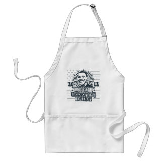 Obama is My Homeboy 2012 Gear Adult Apron
