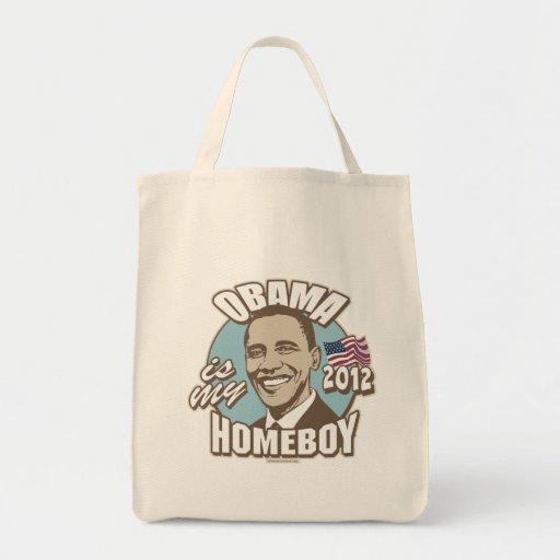 Obama is My Homeboy 2012 Gear Bag