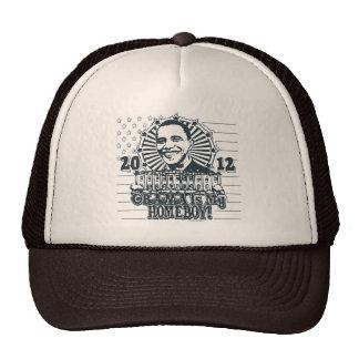 Obama is My Homeboy 2012 Gear Trucker Hat