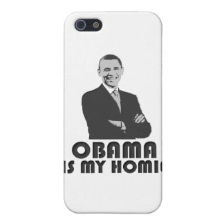 Obama Is My Homie Cover For iPhone SE/5/5s