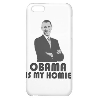 Obama Is My Homie iPhone 5C Cases