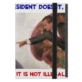 Obama Is Nixon Cover For iPad Mini
