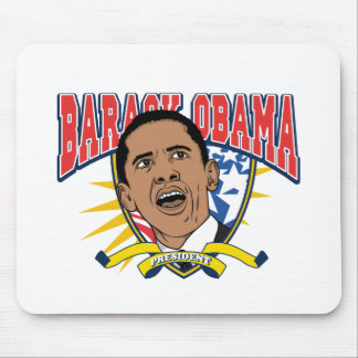 Obama Is President Mouse Pads