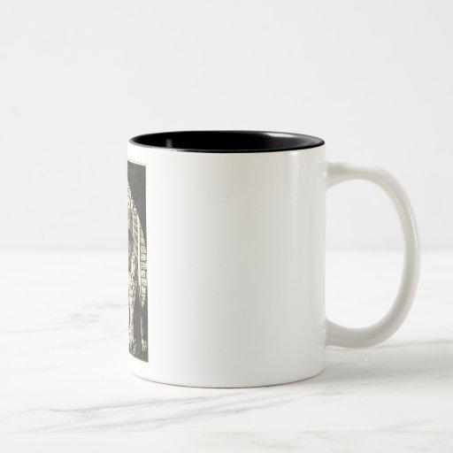 Obama is watching you.... coffee mug
