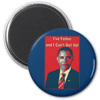 """Obama """"I've Fallen"""" Product Magnet"""