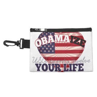 Obama-ize Your Life! Accessory Bag