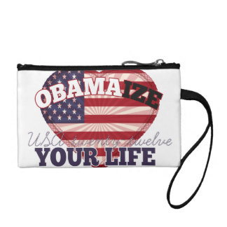 Obama-ize Your Life! Coin Purses