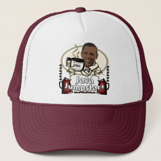 Obama Java Jumpstart Trucker Hat