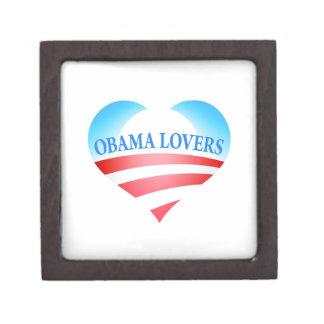 Obama Jewelry Box Premium Trinket Boxes