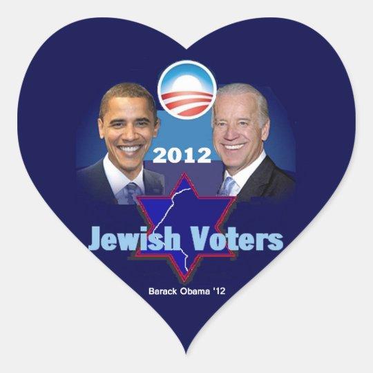 Obama Jewish Sticker