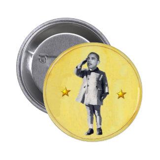 Obama-JFK, Jr. Gold Star pin
