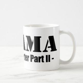 Obama - Jimmy Carter Part II Classic White Coffee Mug